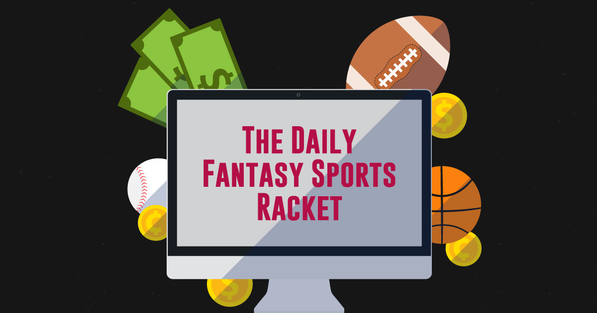 daily fantasy sports bets