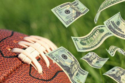 find information about fantasy football for money