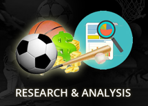 do you need a good research and analysis on sports